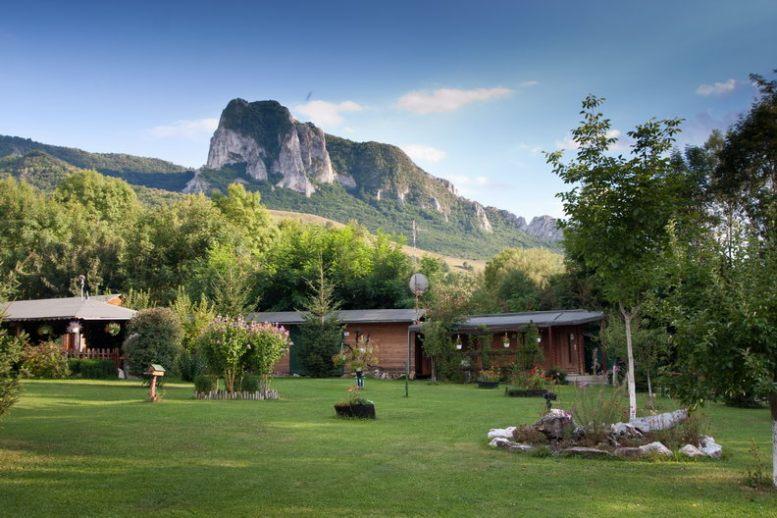 Din camping - Pensiune Camping Gyopar