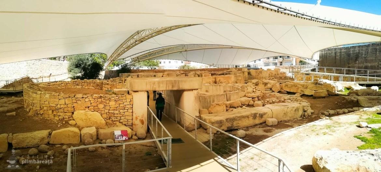 Templul megalitic de la Tarxien