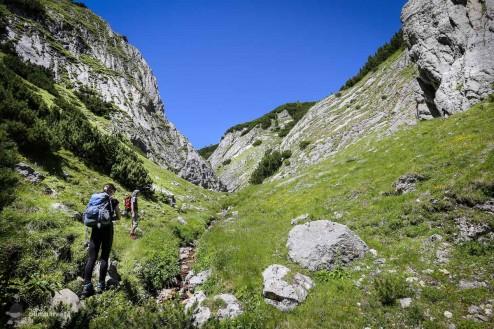 Valea si Cheile Horoabei - Muntii Bucegi_29