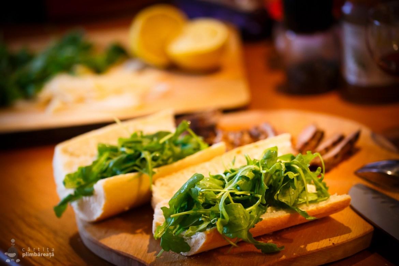 sandvis - tagliata con rucola e parmigiano_4