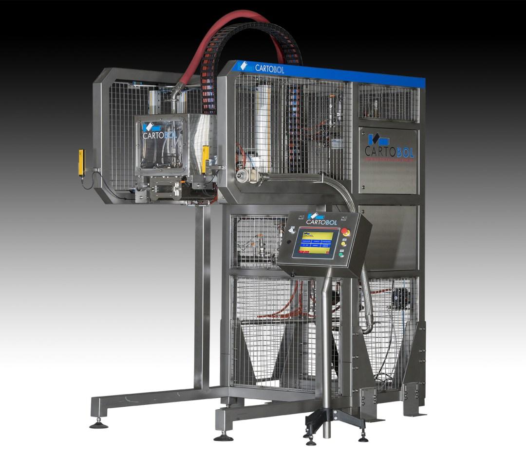 ECOFILL HT1 DRUM Llenadora semi-automática