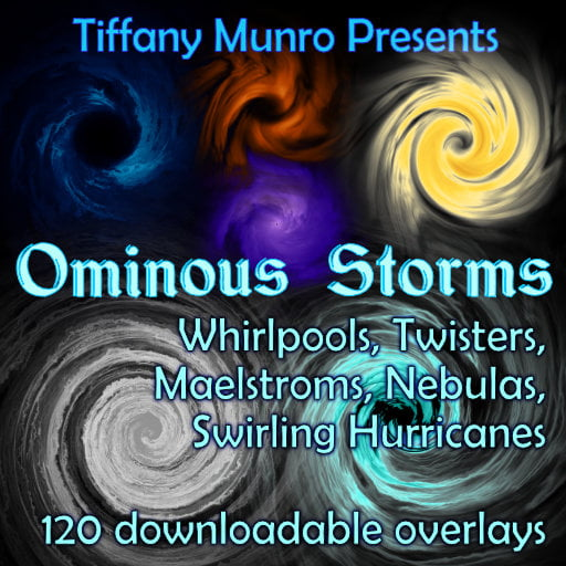 Ominous Storms: Whirlpools, Hurricanes and Twisters magic storms whirlpool pack