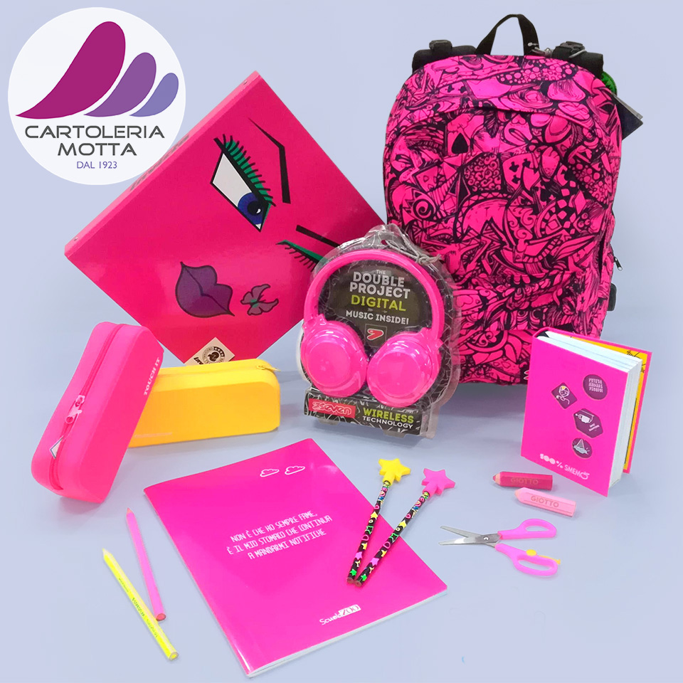 cac908cc43983a Seven 2018-2019   Zaini e accessori per la scuola   Cartoleria Motta