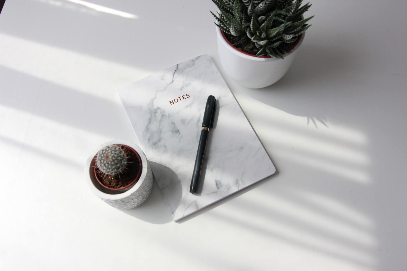 foto roller messa su un blocco bianco su un tavolo - cartoleria rossi mantova