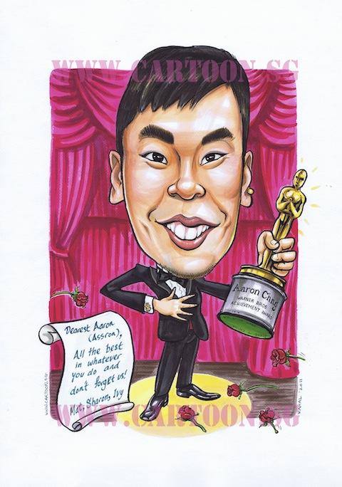 2011-05-23-oscar-movie-caricature-gift