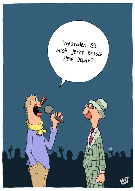 Thomas Luft, Cartoon, Lustig, Jan Delay