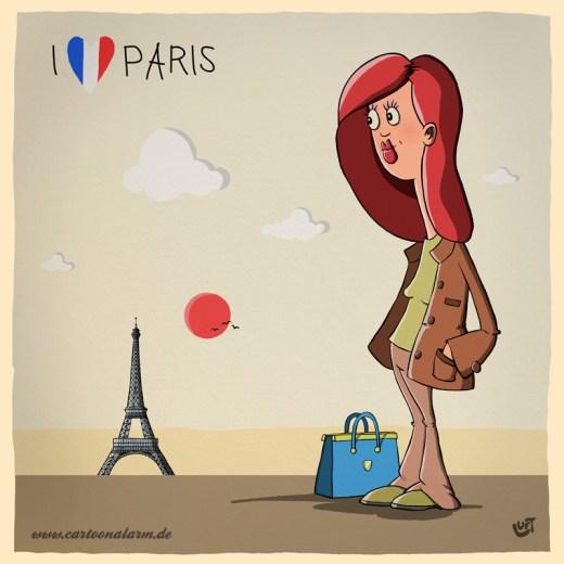 Madame in Paris