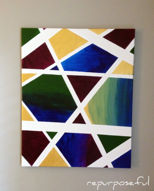 Mini Canvas Easy Abstract Painting Ideas For Beginners Novocom Top