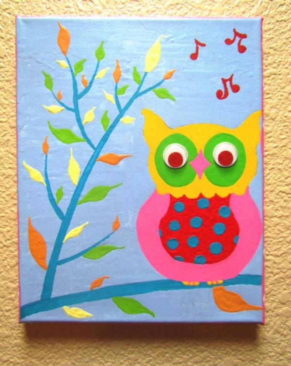 Beginner Canvas Ideas For Kids Novocom Top
