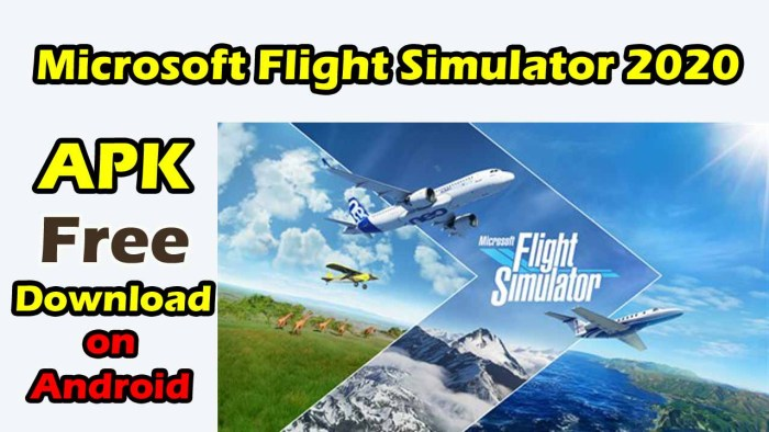 microsoft flight simulator 2020 apk download