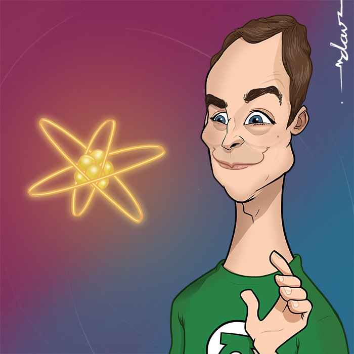 Sheldon_Cooper_caricature