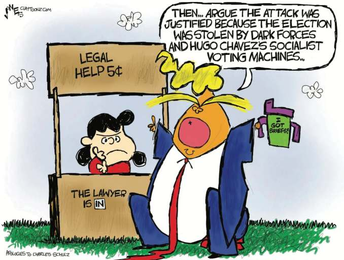 Blockhead Legal Services by Clay Jones @claytoonz appearing in the @COTimesRecorder