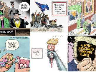 This Week's Best Impeachment Cartoons ... So Far!