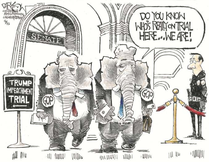 Who's really on trial_ by John Darkow, Columbia Missourian
