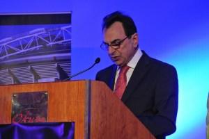 Melhim Namem Chalhub em palestra proferida em Amsterdã, Congresso do Cinder, 2012. Foto SJ
