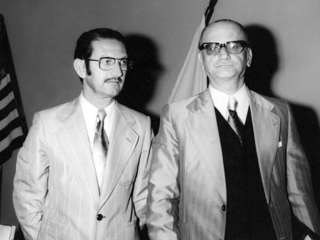 Cláudio Fiorante e Julio Chagas de Oliveira Neto