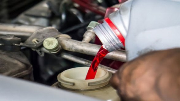 Image result for Transmission Fluid Color and Condition