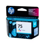 HP #75 Colour Ink Cart CB337WA