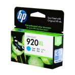 HP #920 Cyan XL Ink CD972AA
