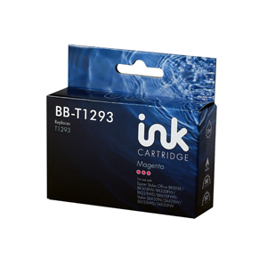Epson T1293 Compatible magenta Ink Cartridge 2