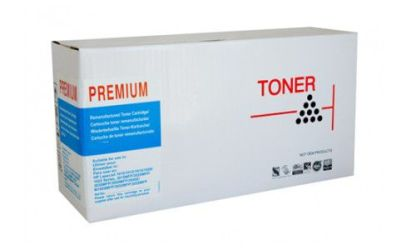 Compatible Dell E525 (593-BBLV) - Yellow Toner Cartridge 1