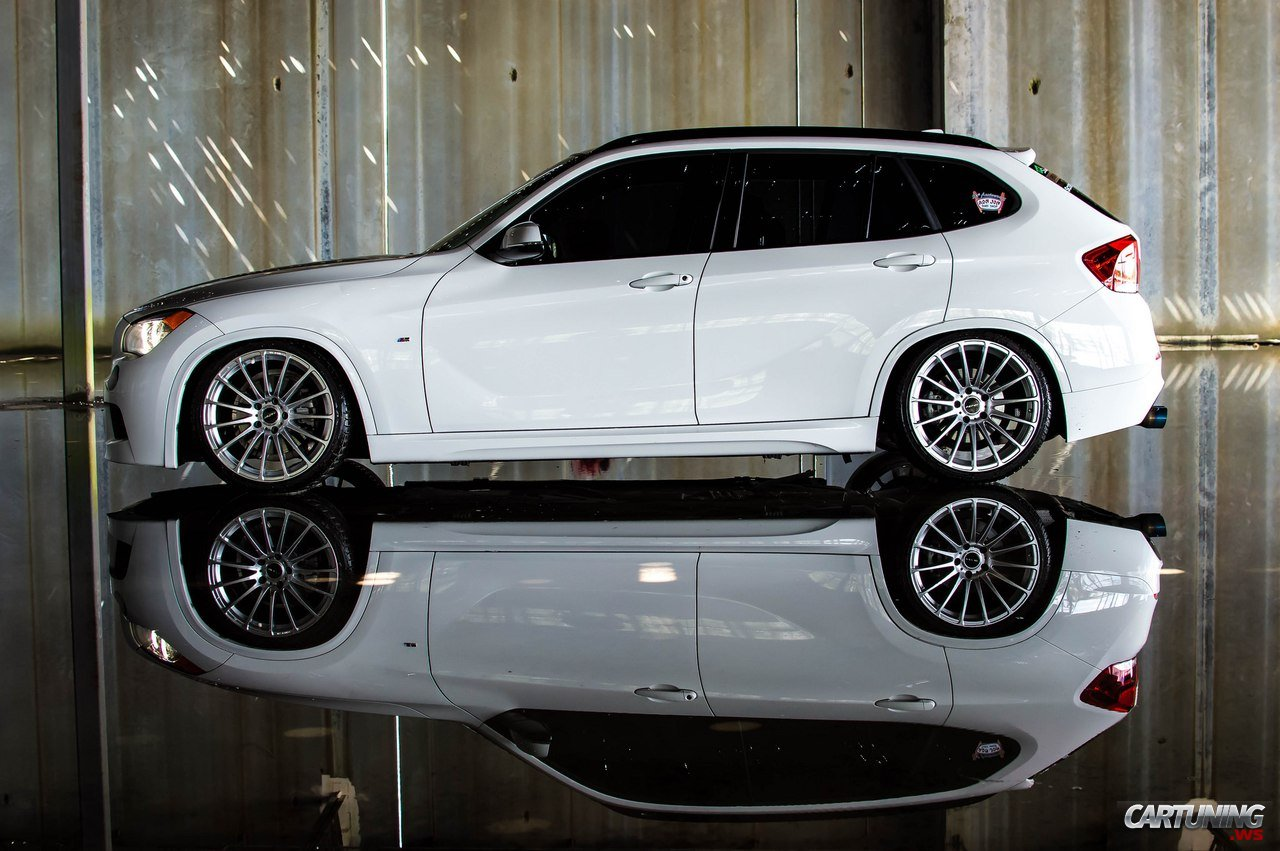 Tuning BMW X1 CarTuning Best Car Tuning Photos From