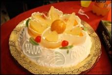 2012, Febr. - Birthday cake