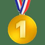 medalha de primeiro lugar_1f947