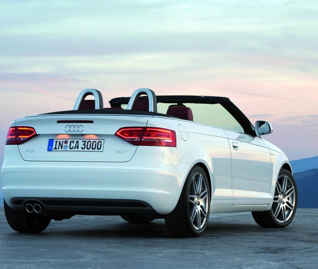 Audi A Cabriolet Rs