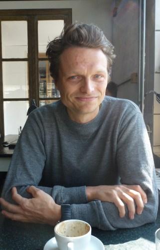 Peter Svarre.