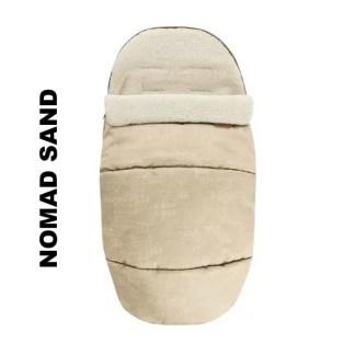 Salopeta de iarna Footmuff 2 in 1 Maxi Cosi Nomad Sand