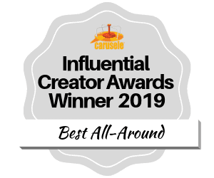 Influencer Marketing Company - Carusele - Best All Around Influencers 2019
