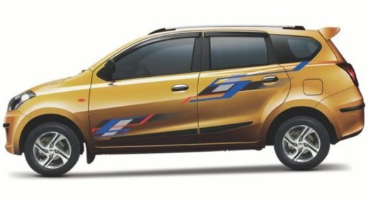 Full Aksesoris Datsun Go+ Panca