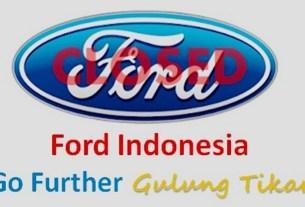 Ford Indonesia gulung tikar