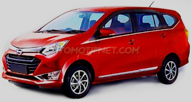 Tampang Daihatsu Sigra rilis pertama oleh Otomotifnet