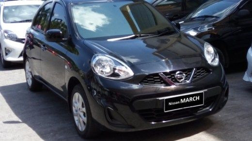 Perbedaan Nissan March Facelift 2014