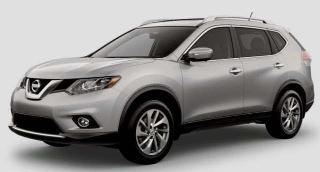 Nissan X-Trail 2014 - Generasi Kedua