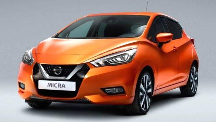 Nissan March 2017 Generasi Baru