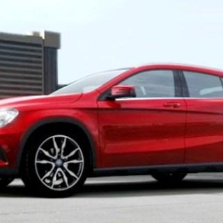 Penjualan SUV Mercedes meningkat - Mercedes-Benz-SUV-GLA