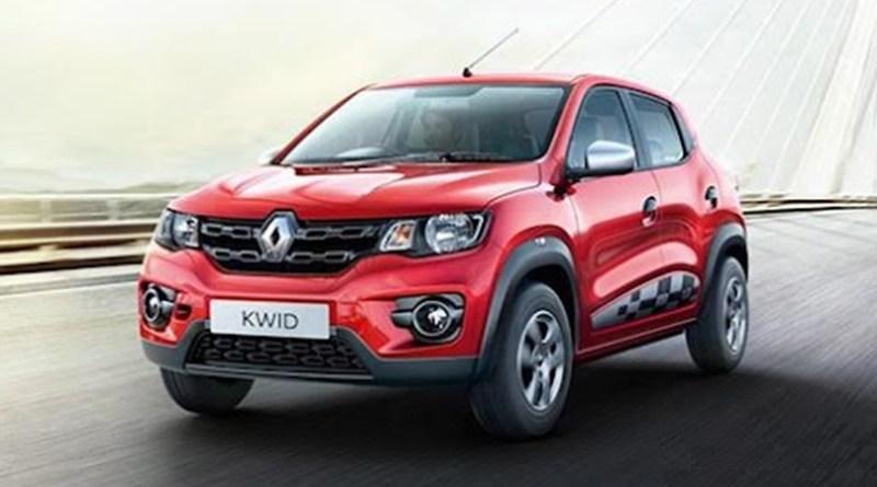 Renault Kwid Indonesia SUV murah