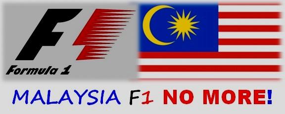 Malaysia Stop F1 GP Sepang 2018