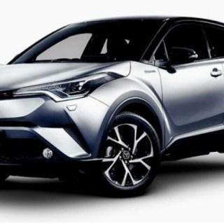 Toyota C-HR produksi Indonesia