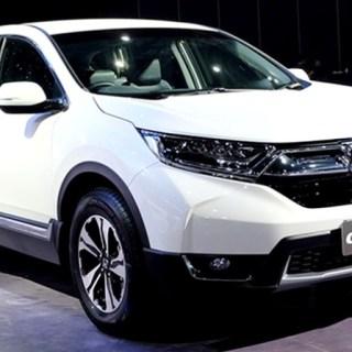 Honda CR-V turbo 2017 5th-generation