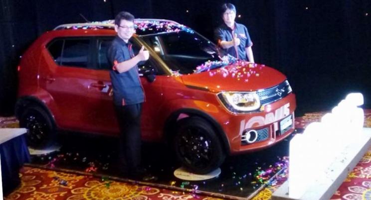 Suzuki Ignis Indonesia Diluncurkan