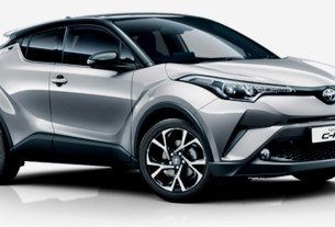 Toyota C-HR Masuk Indonesia 2018