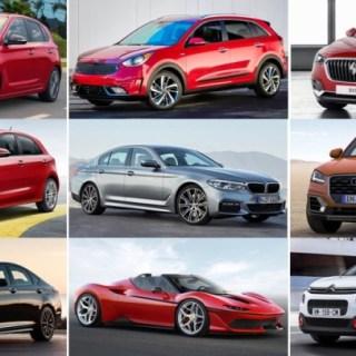 Desain Mobil terbaik Red Dot Awards 2017