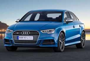 Audi A3 Sportback Indonesia