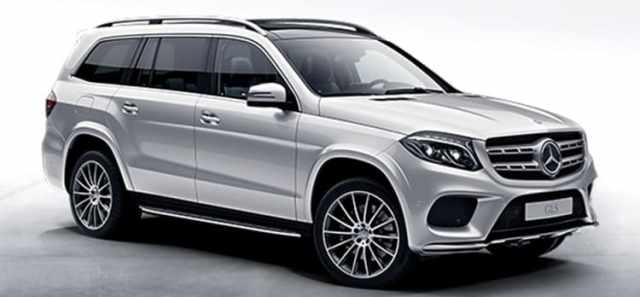Mercedes-Benz GLS - Indonesia