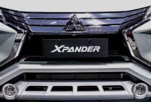 Inden Mitsubishi Xpander
