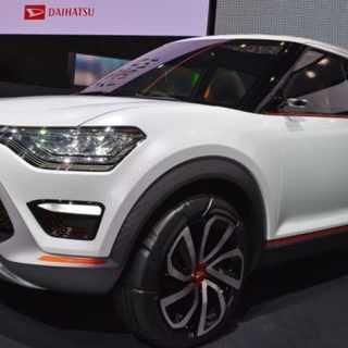 Daihatsu DN Trec Concept -Terios Rush Generasi Baru